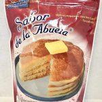 Harina preparada para hot cakes