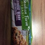 Harvest Berry(organic) - chewy granola bar