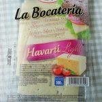 Havarti light  - La bocateria