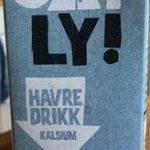 Havre drikk kalsium