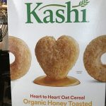Heart to heart oat cereal