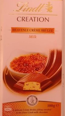 Heavenly crème brûlée
