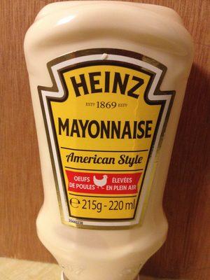 Heinz Mayonnaise «American Style»