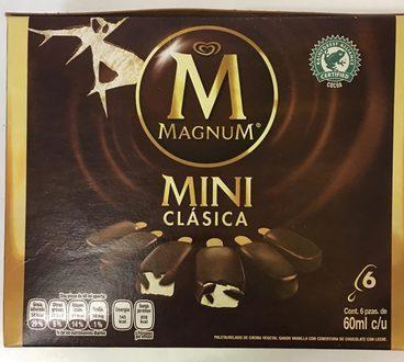 Helado de vainilla Magnum Clásica
