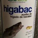 Higabac aceite de higado de bacalao
