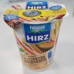 Hirz Yogourt rhubarbe de Lucerne