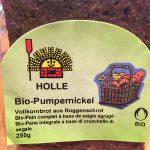 Holle Bio-Pumpernickel