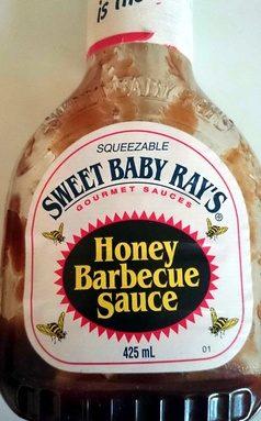 Honey Barbecue Sauce