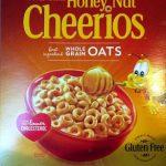 Honey Nut Cheerios (family size)