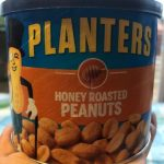 Honey Roasted Peanuts 12oz