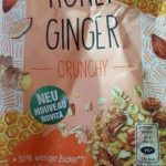 Honey ginger - crunchy