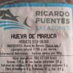 Hueva de Maruca