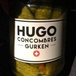 Hugo concombres Gurken