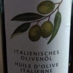 Huile d'olive italienne
