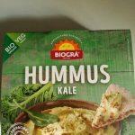 Hummus kale