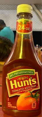 Hunt's Tomato Ketchup