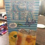 Ice Tea light citron