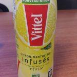 Infusés citron menthe