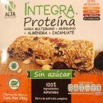 Integra proteína barra multigrano