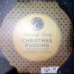 Intensely Fruity Christmas Pudding