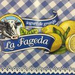 Iogurt La Fageda Sabor Llimona