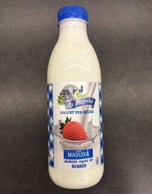 Iogurt per beure