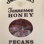 Jack Daniel's Tennessee Honey Liqueur Pecans 2oz