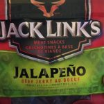 Jack Links Beef Jerky 80G Jalapeno (12)