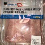 Jambon Arrière