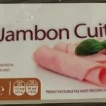 Jambon Cuit 12 Tranches