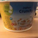 Joghurt Crunchy