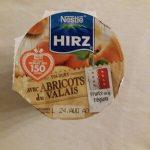 Joghurt mit Walliser Aprikosen