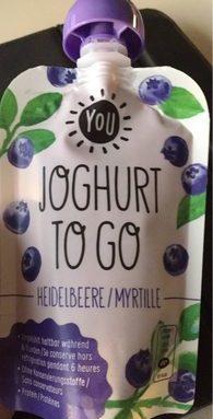 Joghurt to ho