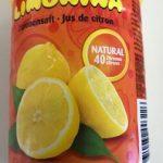 Jus Citron Limonina Concentré 1 l