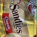 Keebler Sandies cookies