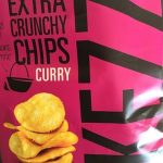 Kezz Extra Crunchy Chips Curry
