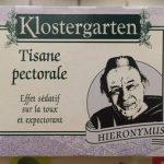 Klostergarten Brusttee