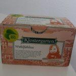Klostergarten Wohlfühltee
