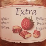 Konfitüre Erdbeer/Rhabarber