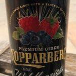 Kopparberg with Wildberries