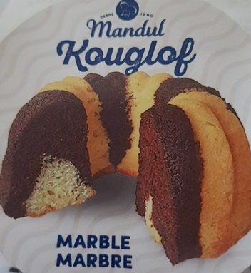 Kouglof Marbré