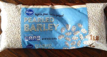 Kroger Pearled Barley