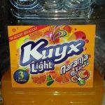 Kuyx Light Naranja