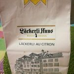 Läckerli Au Citron
