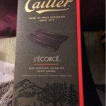 L'écorcé - Chocolat noir éclats de caramel salé
