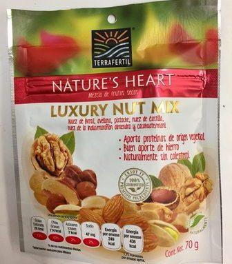 LUXURY NUT MIX
