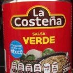 La Costeña Salsa Mexicana Verde