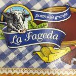 La Fageda crema de chocolate