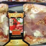 La Pizza al prosciutto cotto e mascarpone
