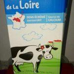 Lait des plaines de la Loire
